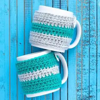 Cubre Taza a Crochet