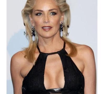 Sharon Stone ejercicios