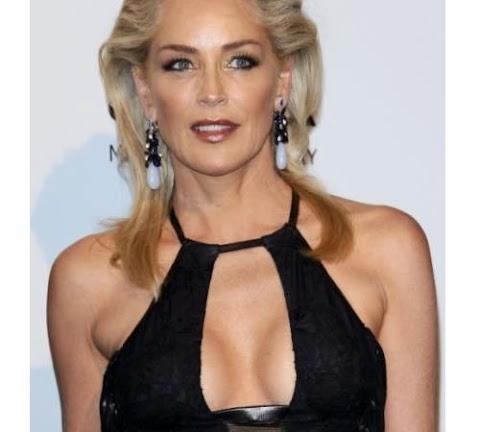 Sharon Stone  Hacia Mucho Ejercicio Por Miedo a Envejecer