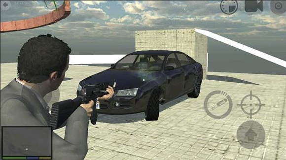 Los Angeles Crimes Mod Apk GTA 5 Unity for Android