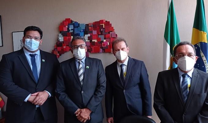 Deputado Rafael Motta destina emendas de R$ 500 mil para Angicos