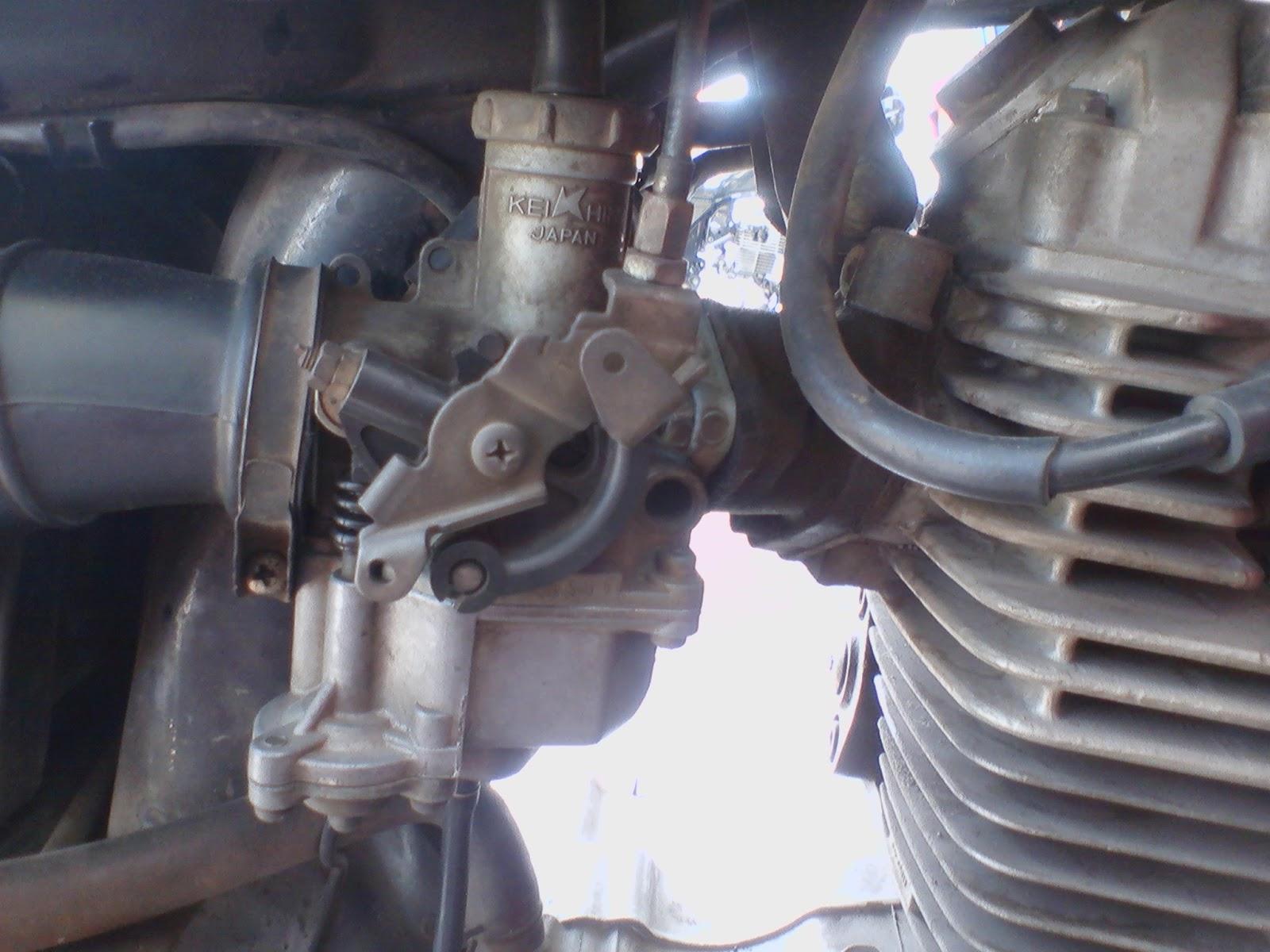 Simtem Injeksi Sepeda Motor ( Feul Injection )