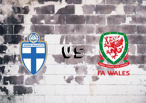 Finlandia vs Gales  Resumen