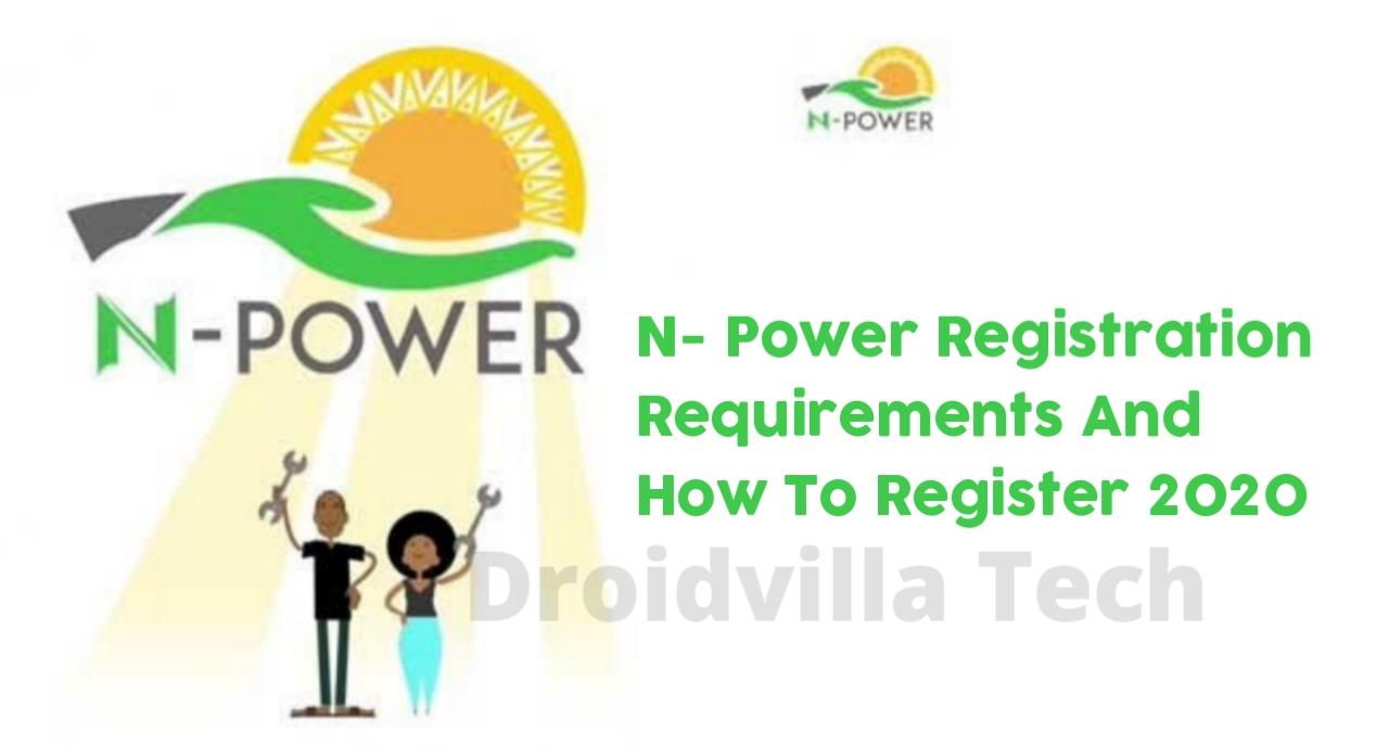 N-power 2020 batch c