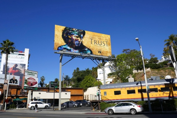 Trust FX series billboard