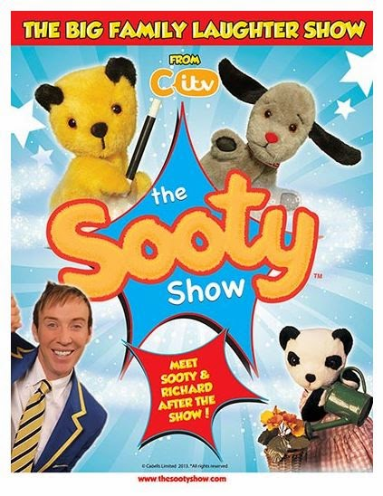 sooty, theatre