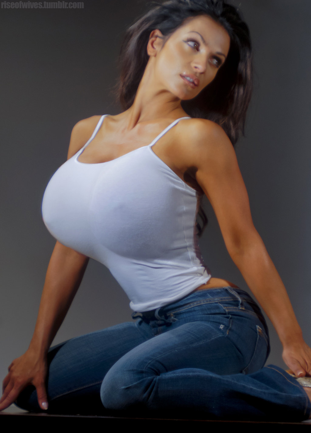 denise milani busty - photo #27