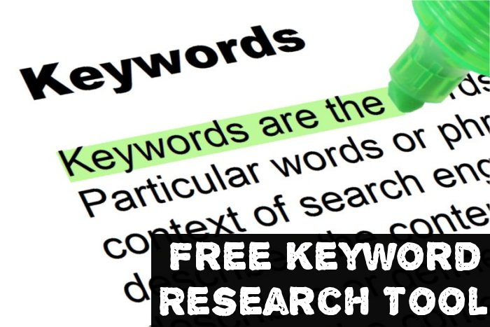 What Is The Best Free Keyword Research Tool Seo Keyword