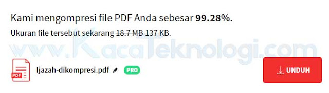 Bagaimana cara memperkecil / kompres ukuran file PDF menjadi 200kb, 300kb, sesuai yang diinginkan secara online (tanpa aplikasi) & offline, menggunakan Nitro PDF, Adobe Photoshop di HP (Android) dan PC.