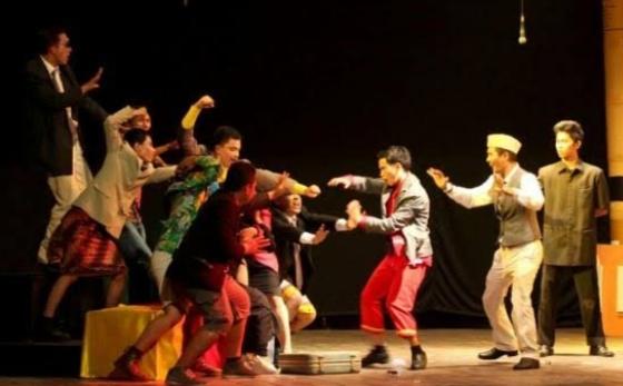 Kesenian Ubrug Teater Masyarakat Banten