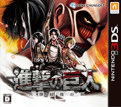 Descargar Mega Attack on Titan Humanity in Chains