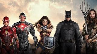 liga de la justicia: nueva imagen con batman, wonder woman y flash