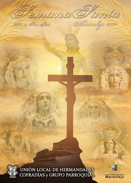 Recopilación de carteles de Semana Santa de Andalucía del 2021: 4º Parte