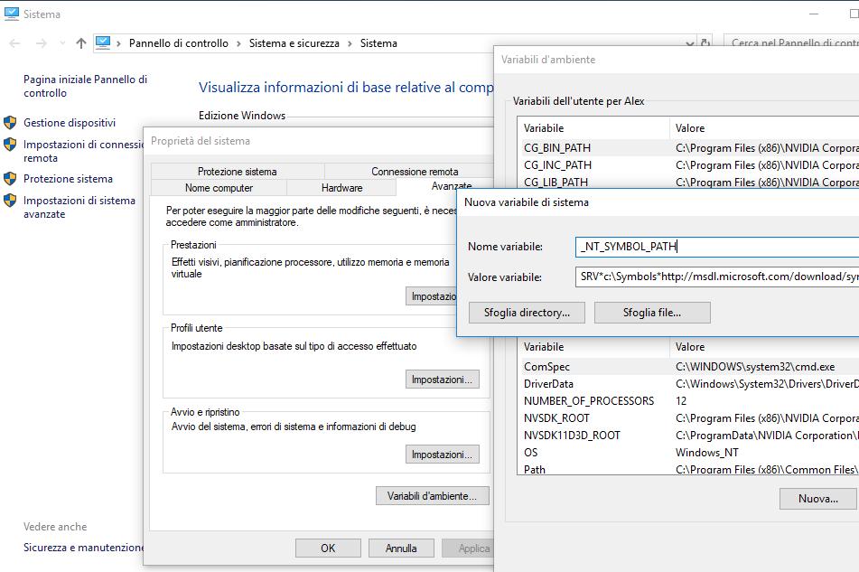 Informatica 0x101: 03 - Debug con Visual Studio e WinDbg Preview