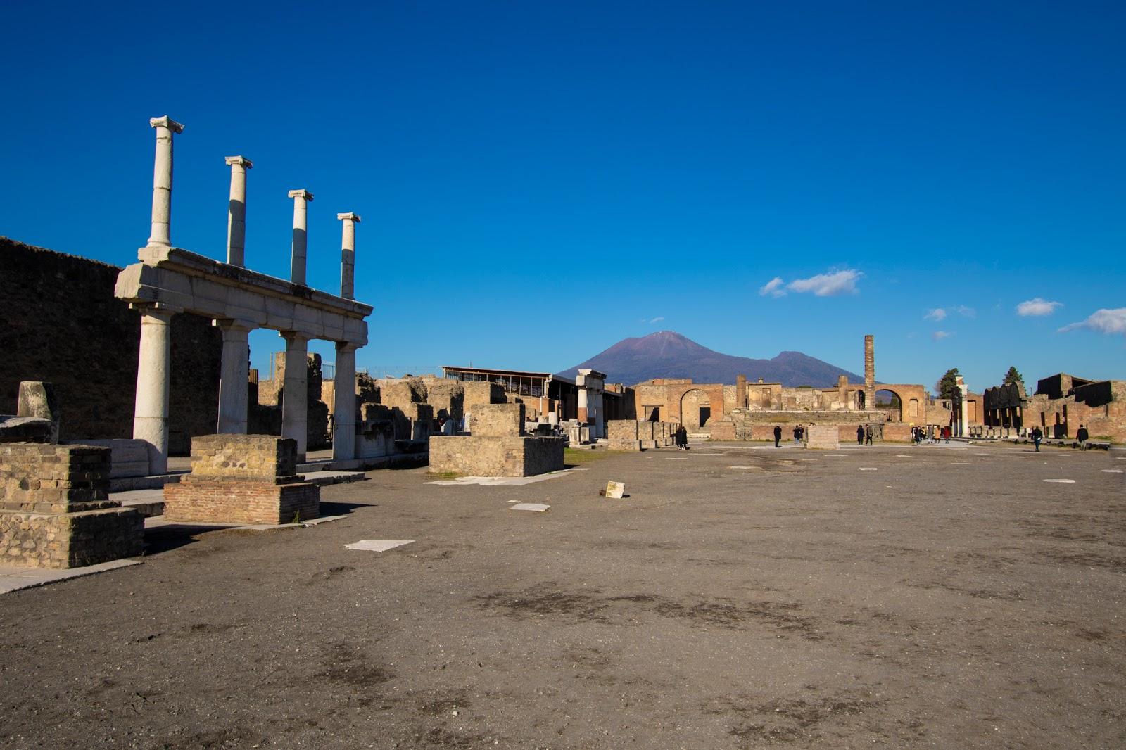 Visita agli Scavi di Pompei