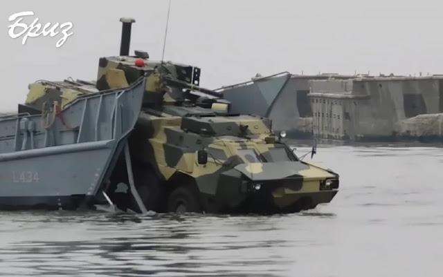 xe thép Ukraine