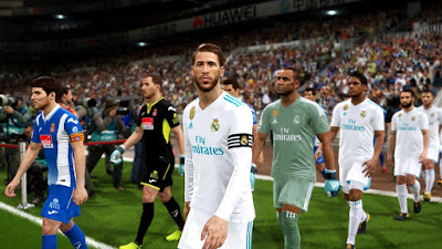 PES 2018 PESProfessionals Patch 2018 Season 2017/2018