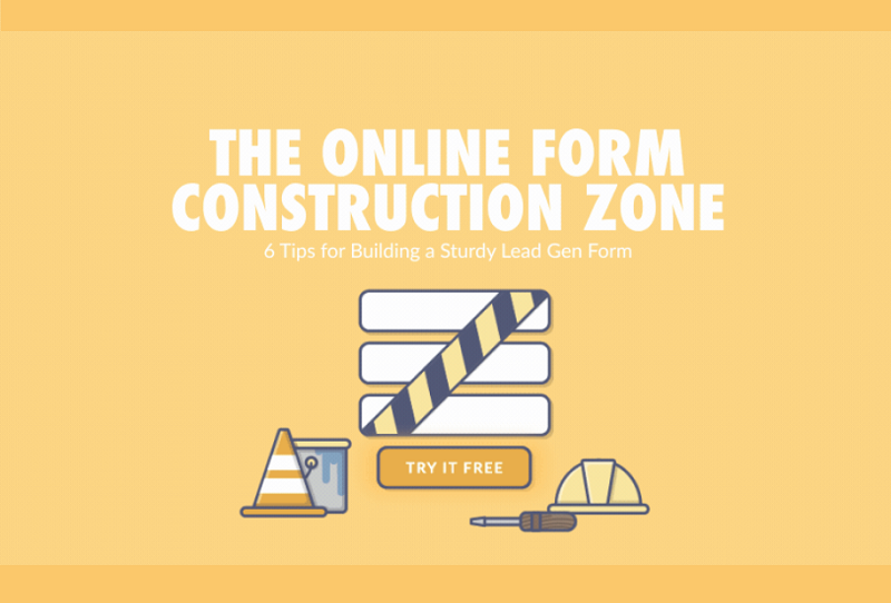 The Online Form: 6 Proven Tips For Higher Conversions