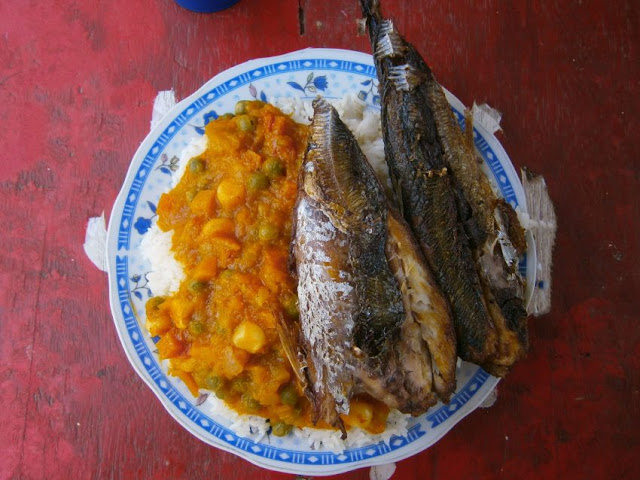 pescado frito receta de la cocina peruana