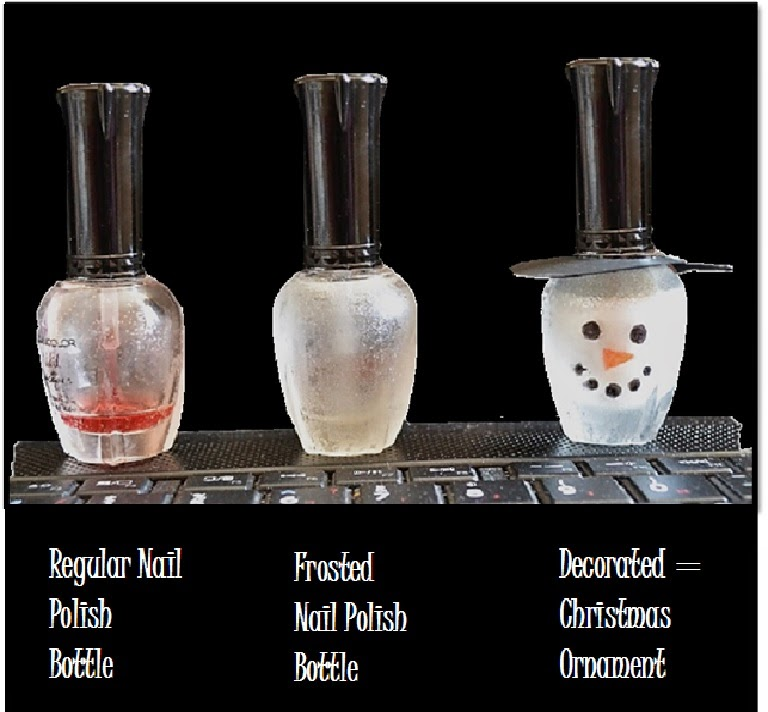 Nail Polish Bottle Transformation