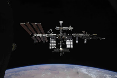 the ISS as of autumn 2021