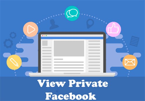 How To See Someones Private Facebook