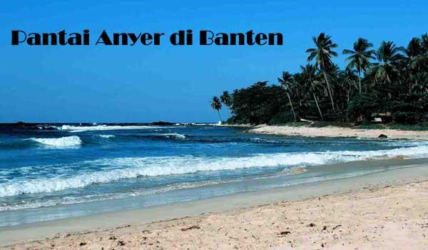 Pantai Anyer di Banten