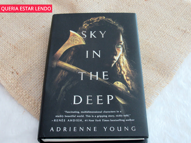 Resenha: Sky in the Deep