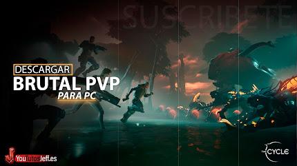 Nuevo Brutal PVP 😲 Descargar The Cycle para PC GRATIS!