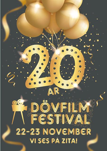 20 Festival de Cine para Personas Sordas en Suecia