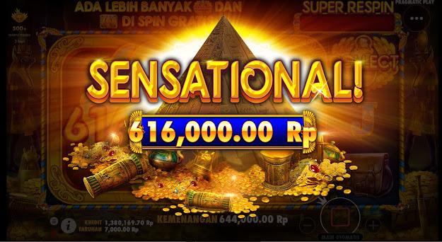 Cheat Slot Games Online Dijamin Ampuh 100%
