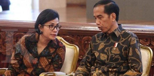 Pak Jokowi, Tolong Tanya Sri Mulyani, Utang Sebanyak Ini Dipakai Untuk Apa, Kok Tetap Resesi?
