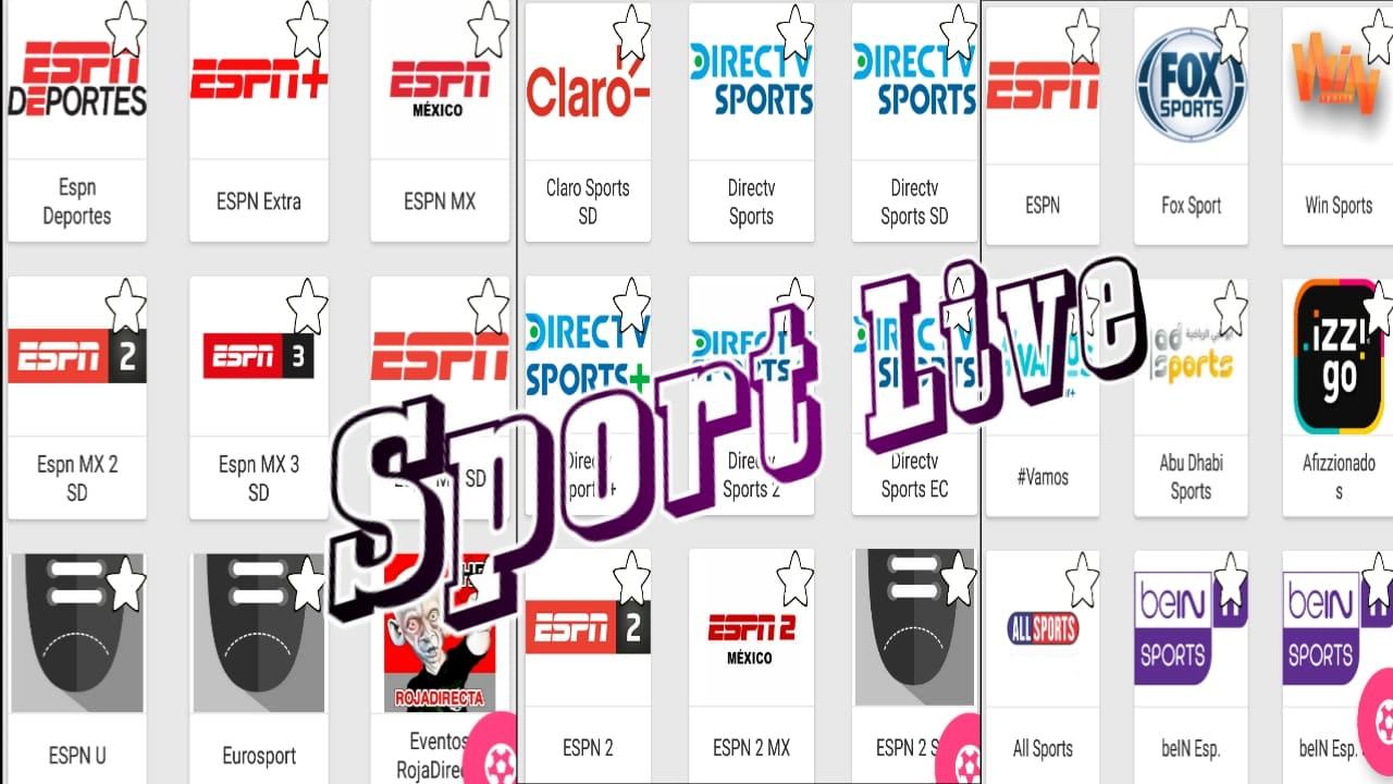 تطبيق لاتيني لمشاهدة القنوات الرياضية من مصدرها بالمجان Crossbar Tv