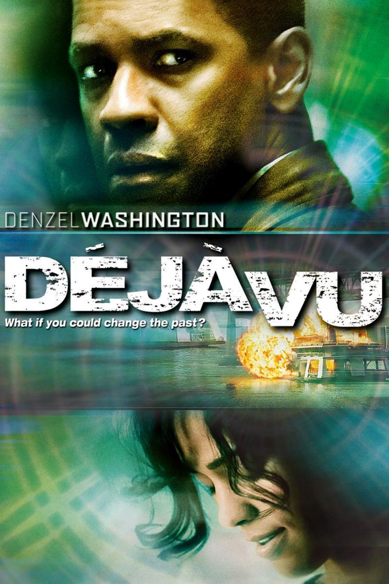 Download Deja Vu (2006) Full Movie in Hindi Dual Audio BluRay 720p [1GB]