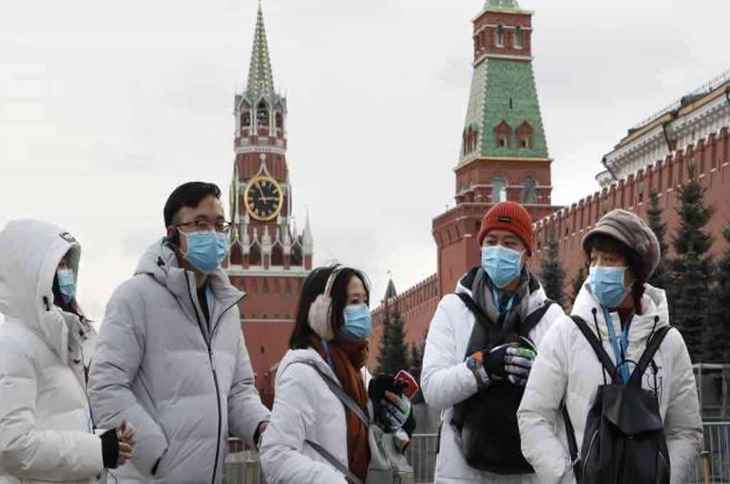 Rusia roza los 1,5 millones de casos de coronavirus con 16.521 detectados en un día