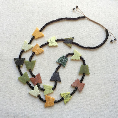 Make a Stone Fetish Necklace