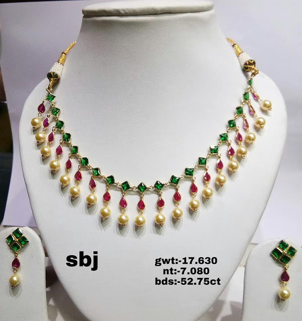 Beads Necklaces 18 to 42 grams