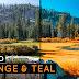 تطبيق Orange Teal مجانا