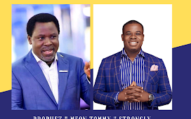 """Viral News: Prophet """" Mfon Tommy"""" Strongly Against The Controversies Involving Prophet Tb Joshua 