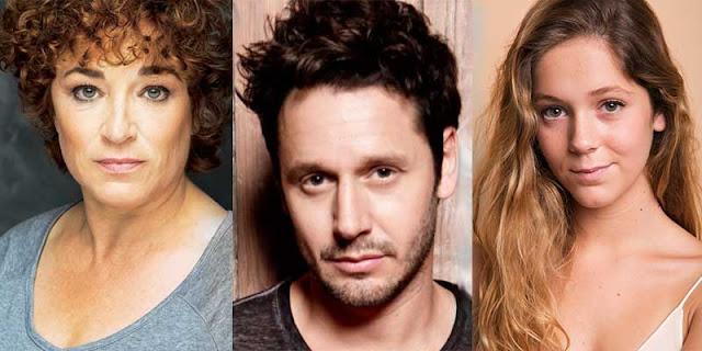 Bejamín Vicuña, Cristina Marcos y Georgina Amorós nuevos fichajes de la 4ª temporada de 'Vis a Vis'