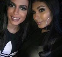 Anitta está muito feliz com o sucesso de Vai Malandra