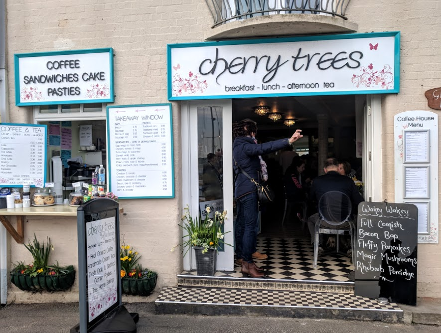 A Morning in Padstow : What to do with Kids - Cherry Trees Padstow