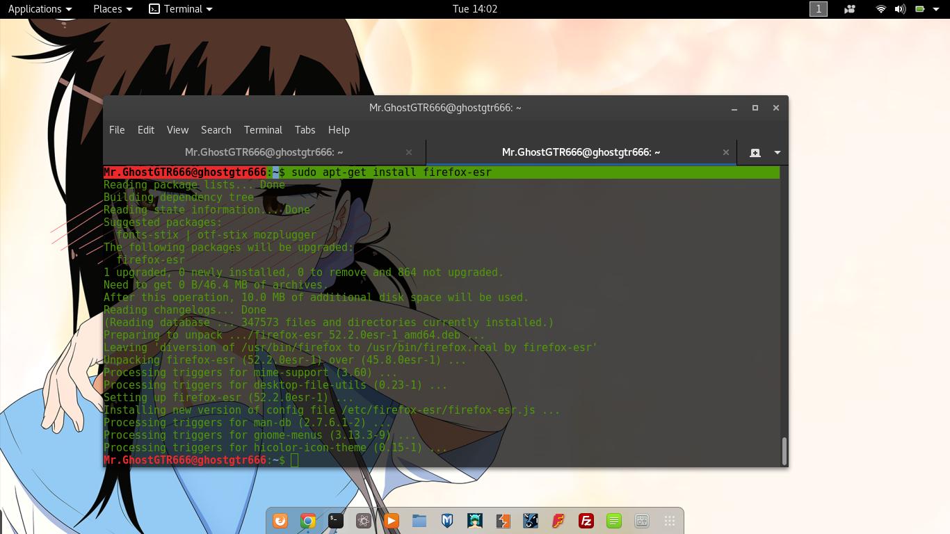 Firefox Esr Linux