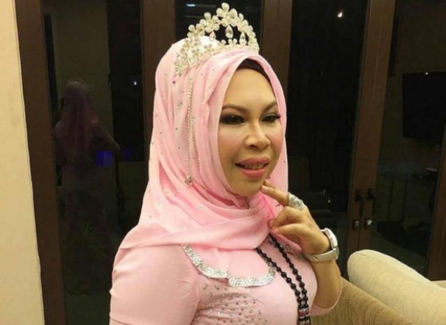 Nama Dato' Seri Vida Digunakan Untuk Promosi Laman Web Lucah