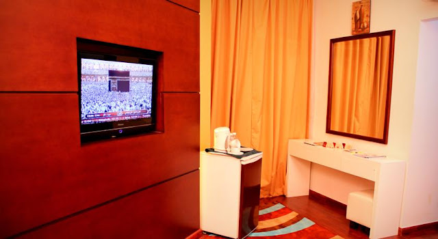 Review Mobark Plaza Hotel Makkah