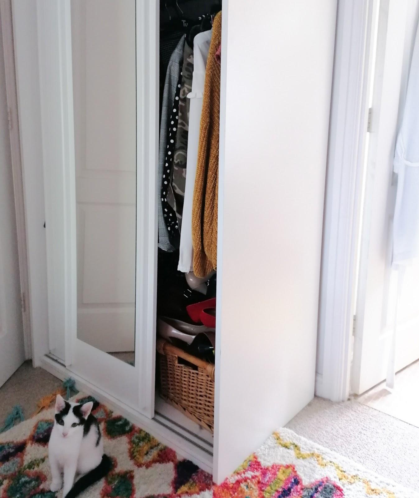 Three steps to a streamlined wardrobe