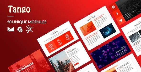 Best Email-Template + Online Builder
