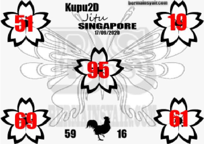Kode syair Singapore Kamis 17 September 2020 256