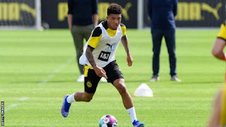 Real Madrid could join the race to sign Jadon Sancho next summer