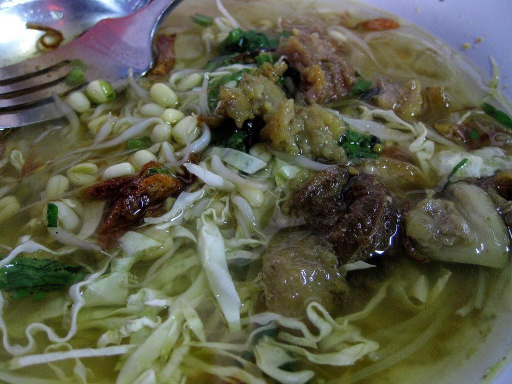 kuliner malam jogja murah untuk dicoba warung soto sampah
